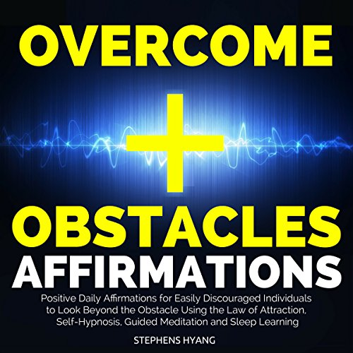 Overcome Obstacles Affirmations Titelbild