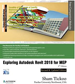 Exploring Autodesk Revit 2018 for MEP