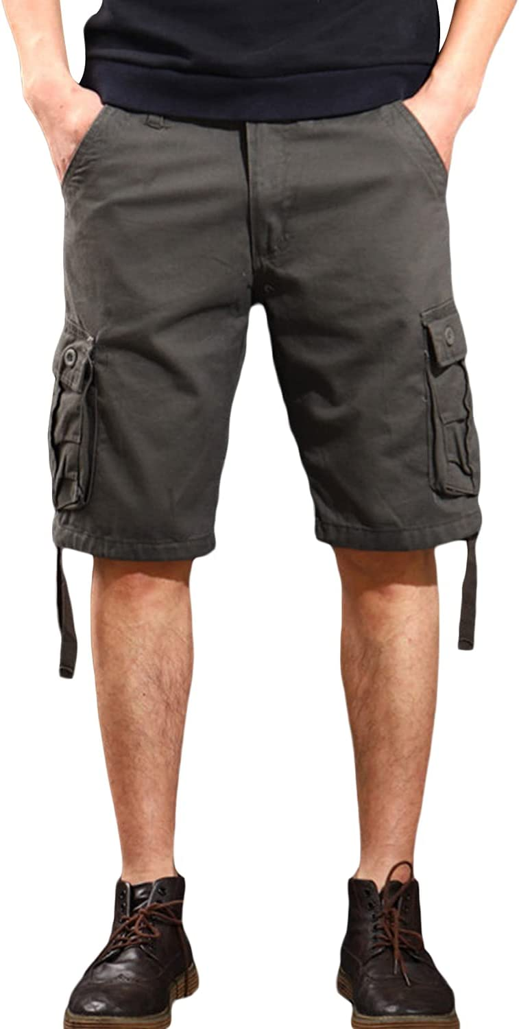 Casual Fishing Cargo Shorts for Men Summer Fit Sales for sale mart Loose Knee Hiking