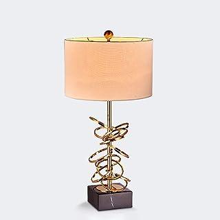Lampe de table Lampe Silver Moderne Moderne Chambre à coucher de chevet Cristal de chevet décoratif Lampe de table Creativ...