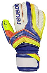 Multi-coloured Reusch Serathor Pro G2 Goalkeeper Glove