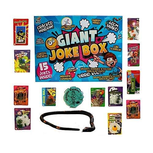 A to Z 1588 Joke Box, Multicolor