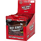 Conower Beef Jerky Peppered 15 x 25g