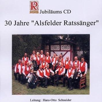 """30 Jahre """"""""alsfelder Ratssänger"""""""""""