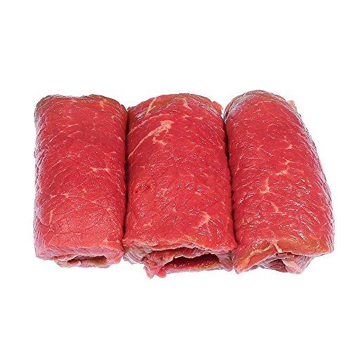Rinderroulade vom Simmentaler Rind handgeschnitten 5 Stück = 950 g