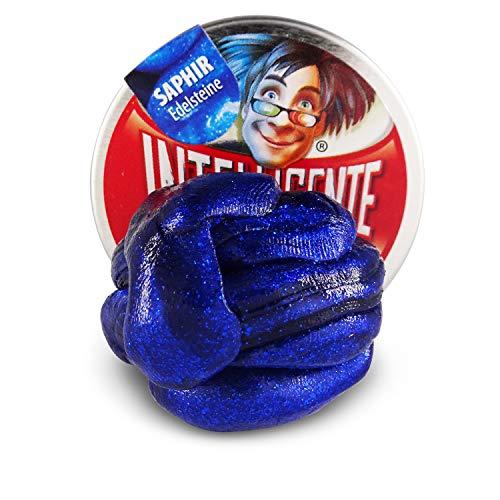 Intelligente Knete kleine Dosen (Klein Saphir) BPA- und glutenfrei