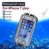 Wasserdichte Tauchbox Professionelle Schwimmen Surfen Haus Foto Tauchen Case für iPhone...