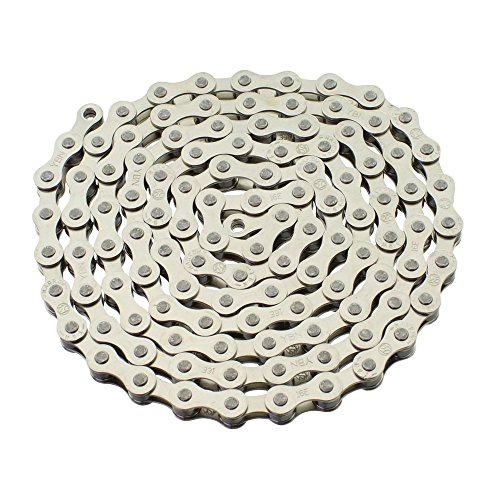Fenix Cycles YBN S410 Bicycle Chain (1-Speed, 1/2 x 1/8-Inch, 112L)...