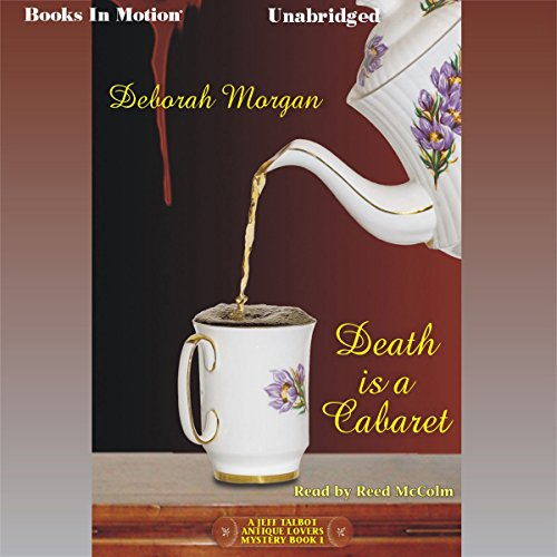 Death is a Cabaret audiobook cover art