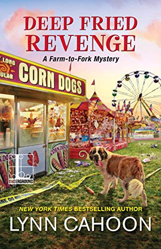 Deep Fried Revenge (A Farm-to-Fork Mystery Book 4) (English Edition)