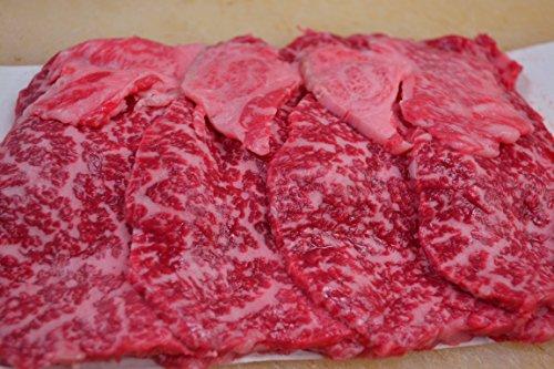 和牛焼肉用 カルビ 100g スライス セット 【 国産 黒毛和種 使用 焼肉 BBQ 牛肉 ★】