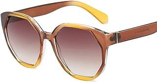 JOYS CLOTHING 男性のためのサングラス女性釣りユニセックスヴィンテージサングラスを運転するための偏光サングラス (Color : D)