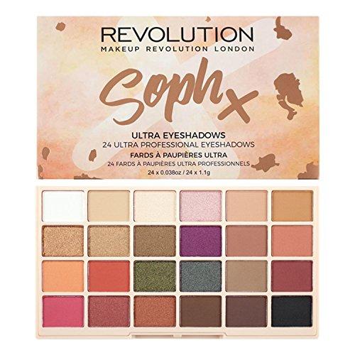 Makeup Revolution, Sombra de ojos - 26 gr.