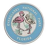 Flamingos Everglades National...image