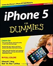 Best iphone 5 for dummies 6th edition Reviews