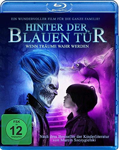 Hinter der blauen Tür [Blu-ray]