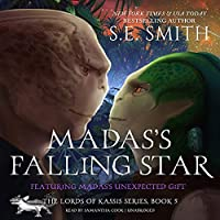 Madas's Falling Star: Featuring Madas's Unexpected Gift (Lords of Kassis)