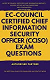 EC-Council Certified Chief Information Security Officer (CCISO) Exam Questions