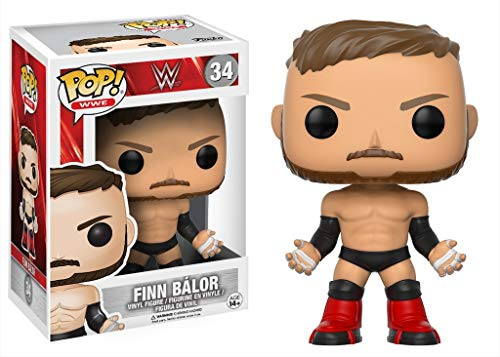 Funko POP WWE Finn Balor (Styles May Vary) Action Figure