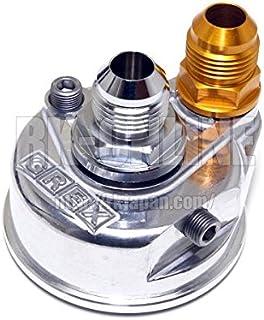 トラスト GReddy オイルクーラー用リペアパーツ オイルブロック Fタイプ エンジン側 M20xP1.5-AN10 CODE:12401135
