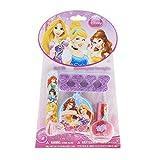 UPD Disney Princess Nail Care Kit [ 9777 Children's Manicure Kids Makeup Goods Toy ]