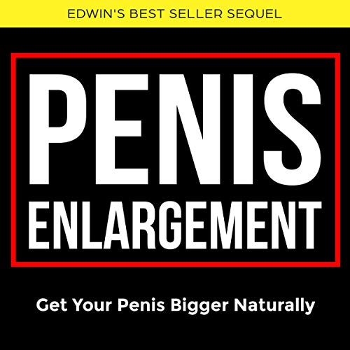 Penis Enlargement audiobook cover art