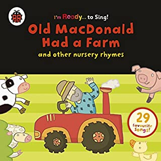 Old MacDonald Had a Farm and Other Classic Nursery Rhymes cover art