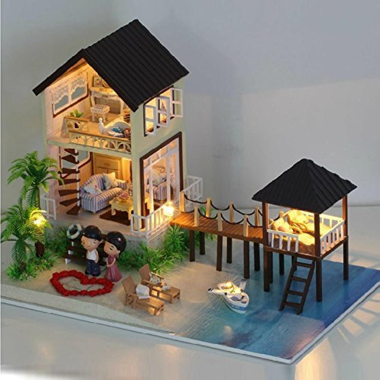 Puppenstubenhandgefertigt Kit Set Miniatur Malediven Sommerurlaub MALEDIVEN B00SEZYUZO Hohe Qualität und geringer Aufwand  | Neuer Stil