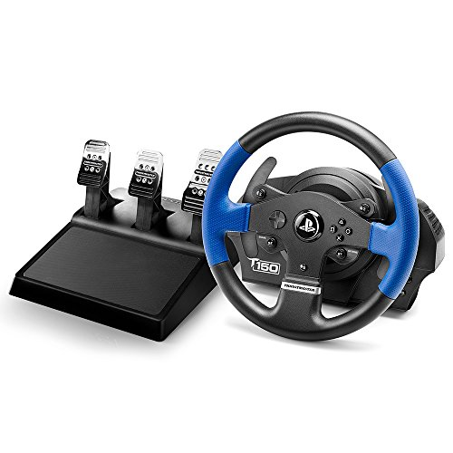 Thrustmaster T150 +T3PA FFB PRO Racing Wheel - PlayStation 4
