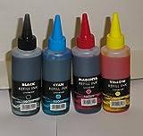 X4100ml IJ Marke Universal Lexmark Z640Z845Z 1300CISS Flasche Tinte