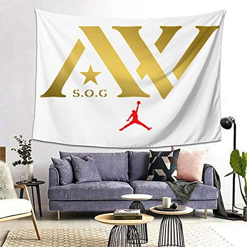 Andre Ward Flag and Fabric Face Art Tapestry Handicraft Party Garland Event Banner and Home Decoration Decoration Banner Skin-Friendly