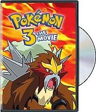 Best pokemon 3 the movie dvd Reviews