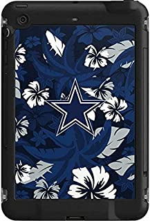 Skinit Dallas Cowboys Tropical Print LifeProof Fre iPad Mini 3/2/1 Skin for CASE - Officially Licensed NFL Skin for Popular Cases Decal - Ultra Thin, Lightweight Vinyl Decal Protection