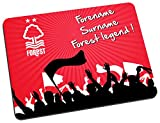 Personalised Nottingham <span class='highlight'>Forest</span> FC <span class='highlight'>Legend</span> Mouse Mat