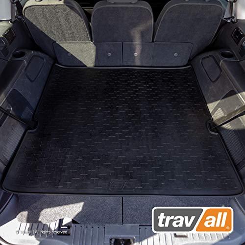 Travall CargoMat Liner Kofferraumwanne Kompatibel Mit Ford Galaxy (2006-2015) TBM1011 - Maßgeschneiderte Gepäckraumeinlage mit Anti-Rutsch-Beschichtung