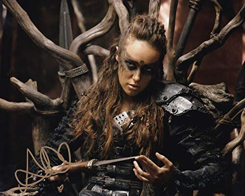 Alycia Debnam The 100 Lexa reprint signed autographed 8x10 photo RP