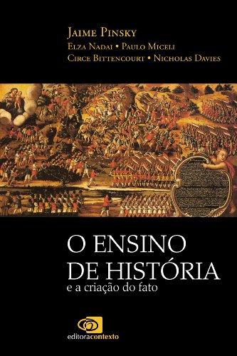 O ensino de história e a criação do fato