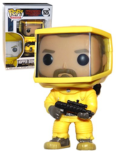 POP! Television: Stranger Things - Hopper (Biohazard Suit) #525 Vinyl Figur