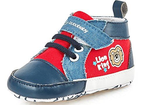 Bobobaby Bebé Zapatilla Zapatos de Bebé ZB-70 11