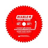 Freud-Diablo 10 X 50 X 1 Ferrous CERMET CSB, Multi, One Size (D1050CF)