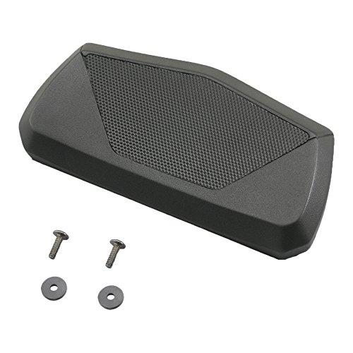 GIVI (ジビ) バイク用 リアボックス モノロックケース オプション(B47 / B37 用) バックレスト E131 93951