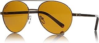 Hawk Unisex-Yetişkin Güneş Gözlükleri HW 1583 01, Altın, 55