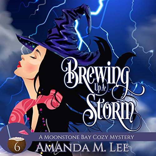 Brewing Up a Storm cover art