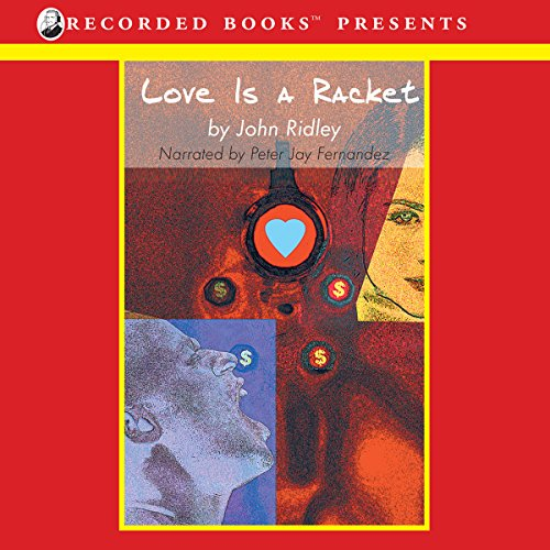 Love Is a Racket audiobook cover art