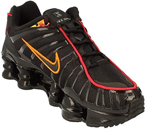 Nike Shox Tl Cv1644 - Zapatillas de deporte para hombre, color Negro, talla 45 EU