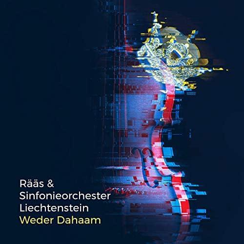 Rääs & Sinfonieorchester Liechtenstein