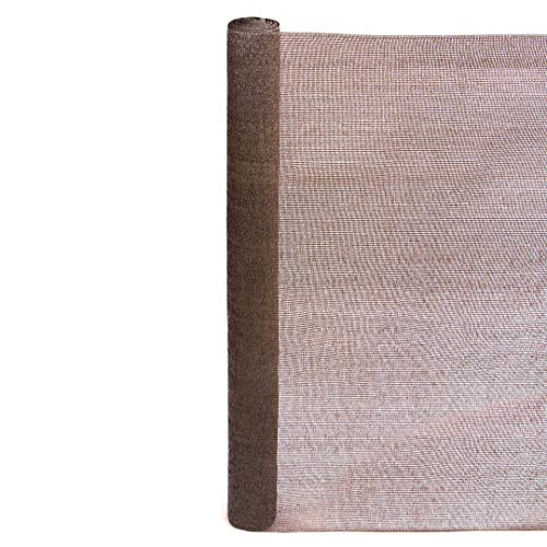 Catral 53010034 - Malla Sombreo ocultación, Brezo, 5000x3x100 cm