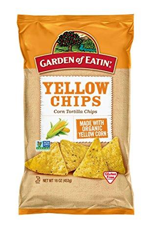 Garden of Eatin' Yellow Corn Tortilla Chips, 16 oz. (Pack of 12)