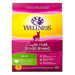 Wellness Complete Health - Best Dog Food for Yorkies