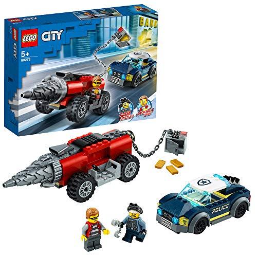 LEGO City Set 60273 Elite Police Driller Chase